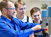 Maschinen- und Anlagenführer /-in. Ausbildung bei VITA