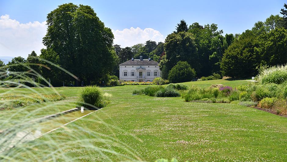 Merian Gardens/Park im Grünen in Basel