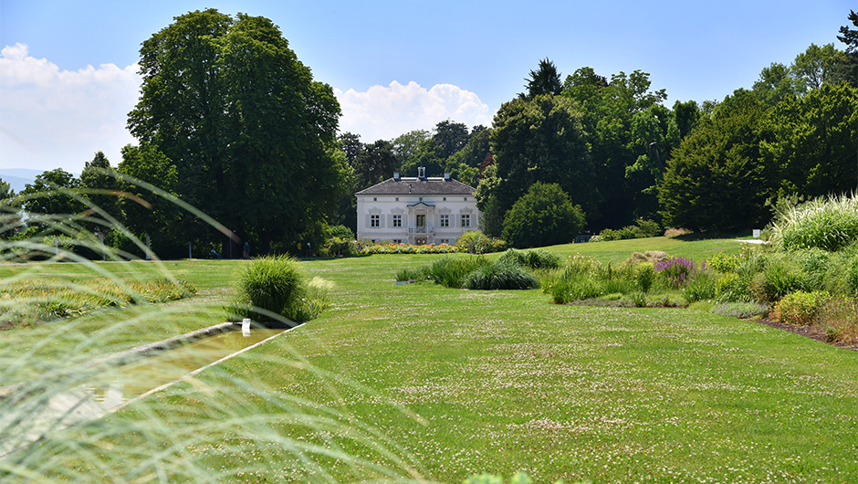Giardini Merian /Parco nel verde a Basilea