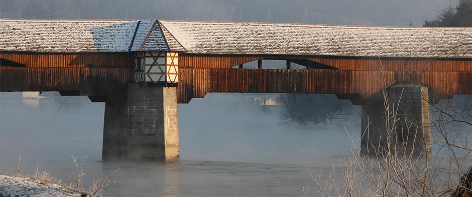 Holzbrücke Bad Säckingen