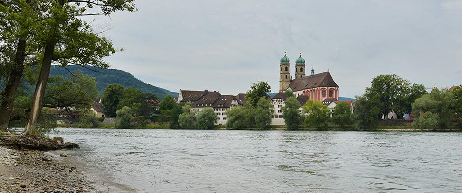 Rheinbadestelle Stein-Säckingen