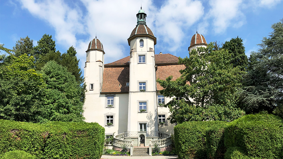 Bad Säckingen palace park