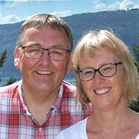 Elke und Udo Wolfner