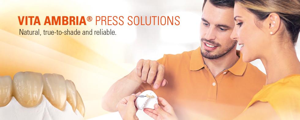 VITA AMBRIA® PRESS SOLUTIONS