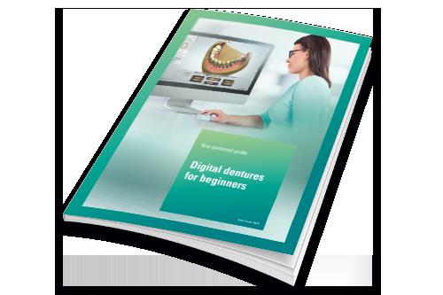 "The guide ""Digital dentures for beginners"""