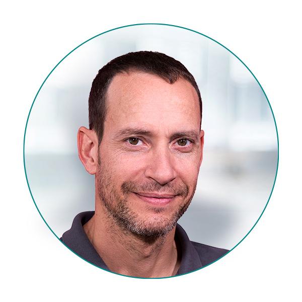 Maestro técnico dental Daniel Müller