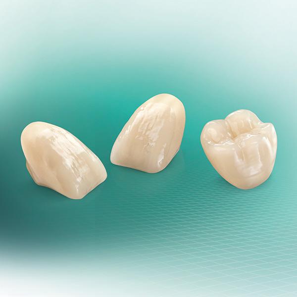 3 VITA VIONIC VIGO teeth