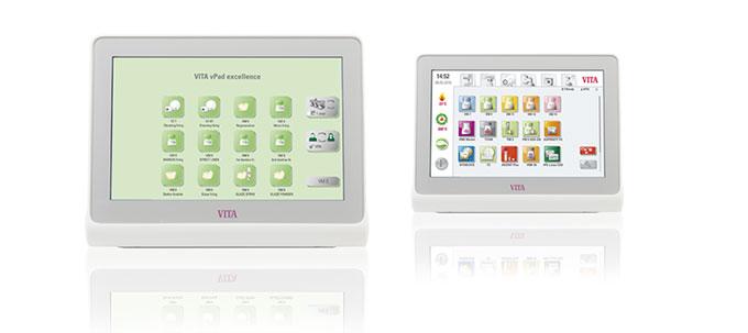 VITA vPad excellence & comfort