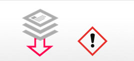 Download center. Safety and hazardous substance data sheets