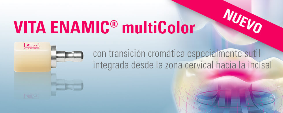 VITA ENAMIC multicolor