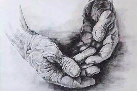 Luis Miguel Vera. Hands
