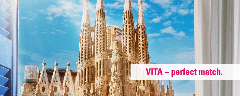VITA calendar: Spain. Perfect match