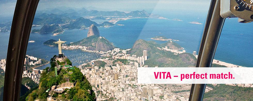 VITA – perfect match. VITA VM® und VITA VACUMAT® 6000 M
