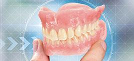 VITAPAN EXCELL® Anterior bildet den natürlichen Farbverlauf nach.