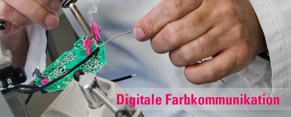 Digitale Farbkommunikation zwischen Praxis und Labor: Ein Erfahrungsbericht