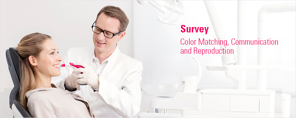 Survey approved by the University of Texas School of Dentistry