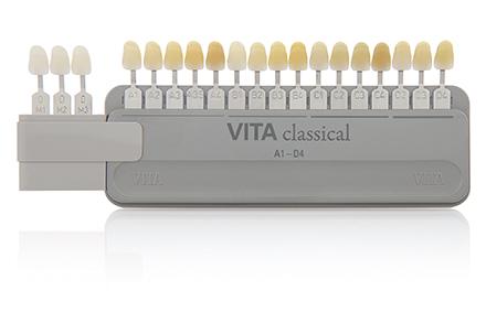 VITA classical A1-D4 Farbskala