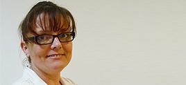 Zahntechnikerin Berit Hantusch