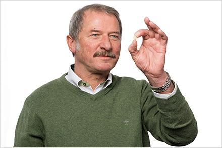 Zahntechniker Viktor Fürgut
