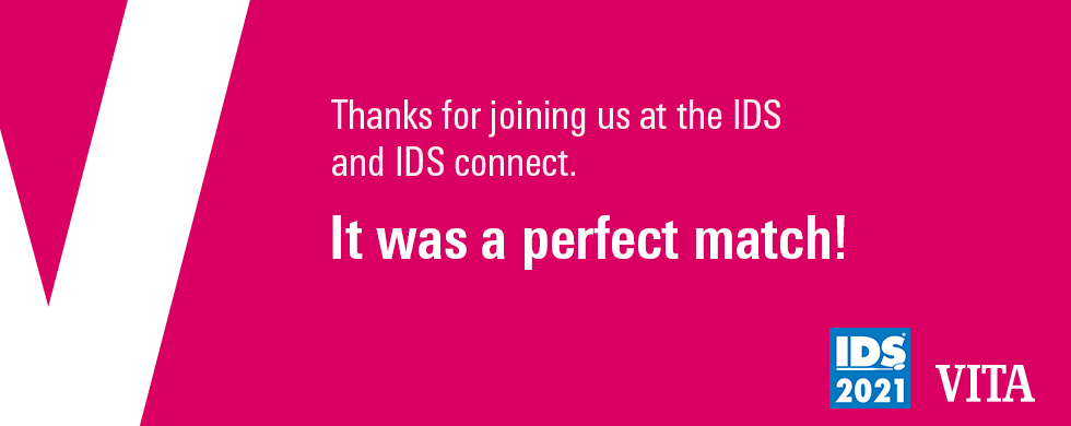 Thanks for joining us at the IDS and IDS connect.