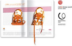 VITA VM 13 Anzeige RedDot Designaward 2005 und Nomination für Designpreis Deutschland 2007