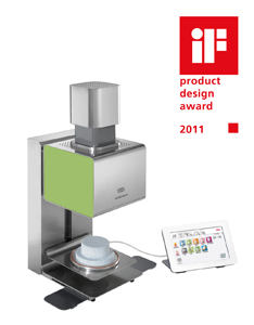 iF product design award 2011 für VITA VACUMAT New Generation