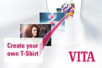 Abb. 1: Hier ist Kreativität gefragt: VITA T-ShirtConfigurator