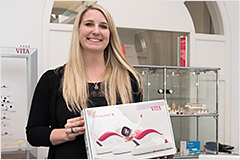 Fünf exklusive Preise bei der VITA Zahnfabrik verlost. Wettbewerb Top Speaker